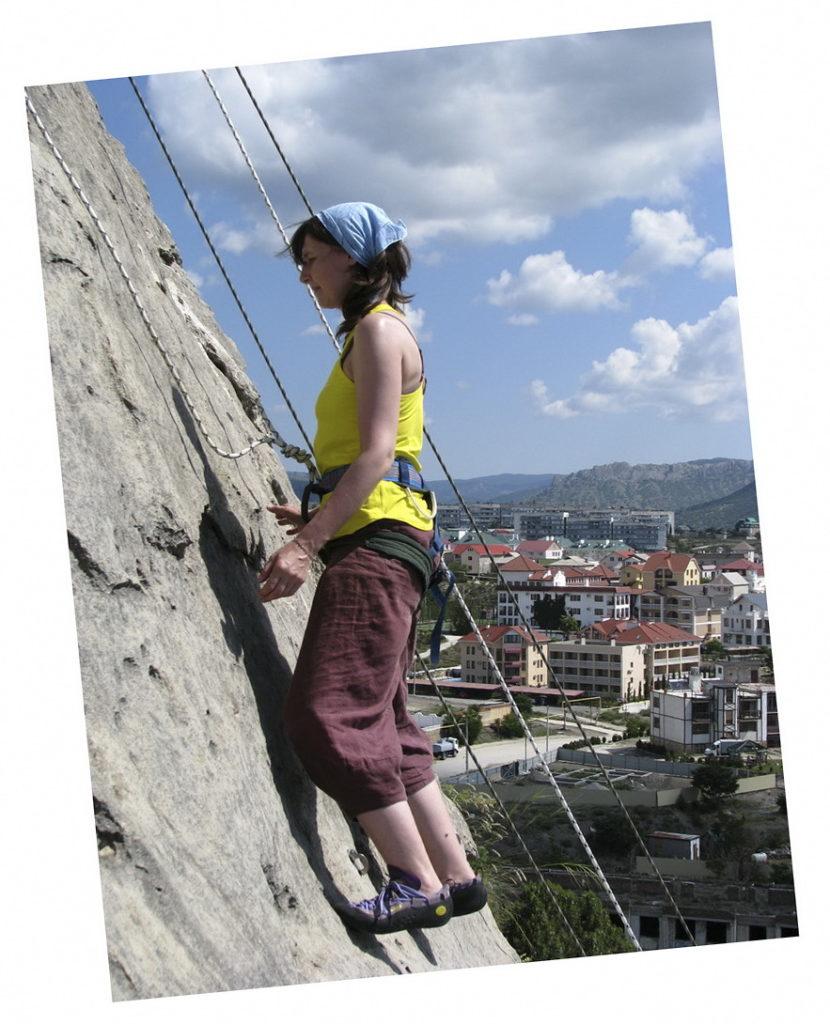 Скалолазный семинар — «Опоры и сильное положение»
